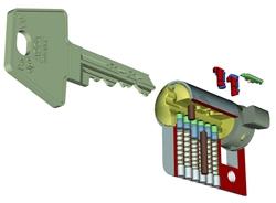 dp10 Zylinder mit Schlüssel_1